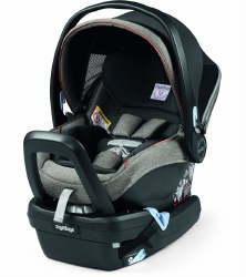 Peg Perego - Primo Viaggio 4-35 Nido Infant Car Seat - Agio Grey
