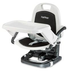 Peg Perego - Rialto Booster Chair - Licorice Black