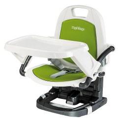 Peg Perego - Rialto Booster Chair - Mela Green