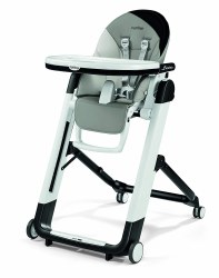 Peg Perego - Siesta High Chair - Palette Grey