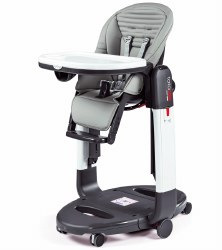 Peg Perego - Tatamia High Chair - Stripes Grey