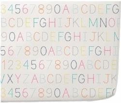Petit Pehr - Crib Sheet - Alphabet