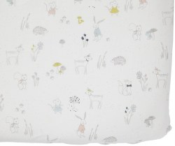 Petit Pehr - Crib Sheet - Magical Forest