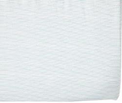 Petit Pehr - Crib Sheet - Pencil Stripes Blue