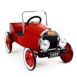Baghera - Classic Pedal Car Red