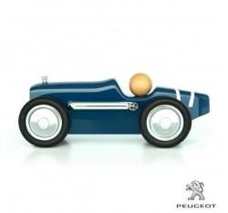 Baghera - Mini Metal Peugeot Blue