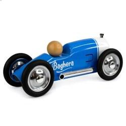 Baghera - Mini Metal Roadster Blue