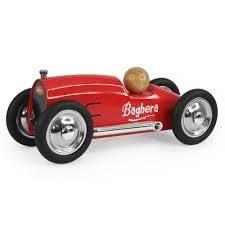Baghera - Mini Metal Roadster Red