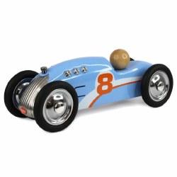 Baghera - Mini Metal Rocket Blue
