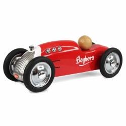 Baghera - Mini Metal Rocket Red *Backorder*