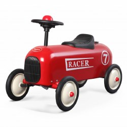 Baghera - Ride-On Car Racer Red