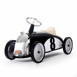 Baghera - Ride-On Car Rider Black