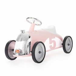Baghera - Ride-On Car Rider Petal Pink