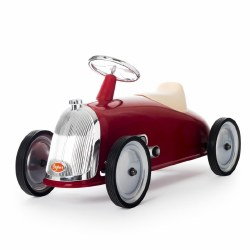 Baghera - Ride-On Car Rider Red