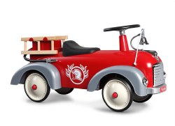 Baghera - Ride-On Car Speedster Fireman