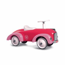 Baghera - Ride-On Car Speedster Candy Pink