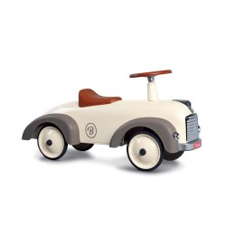 Baghera - Ride-On Car Speedster Silk Grey
