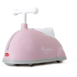 Baghera - Ride-On Car Twister Pink