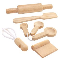 Plan Toys - Baking Utensils