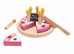 Plan Toys - Birthday Cake Set