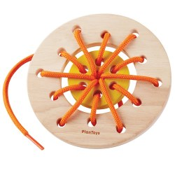 Plan Toys - Lacing Ring