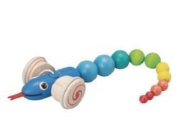Plan Toys - Pull Along Snake