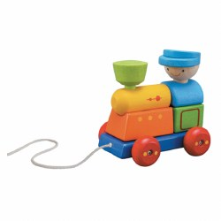 Plan Toys - Sorting Train