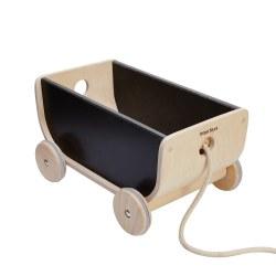 Plan Toys - Wagon Black