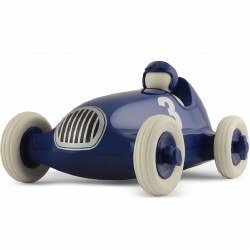 Playforever - Classic Bruno Racing Car Metallic Blue