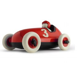 Playforever - Classic Bruno Racing Car Red