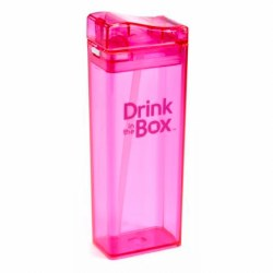 N L - Drink In The Box 12oz - Pink