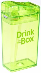 N L - Drink In The Box 8oz - Green