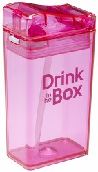 N L - Drink In The Box 8oz - Pink