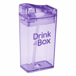 N L - Drink In The Box 8oz - Purple