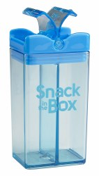 N L - Snack In The Box 12oz - Blue