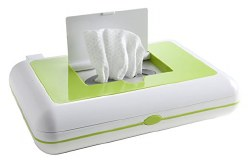 Prince Lionheart -  On The Go Wipe Warmer Green