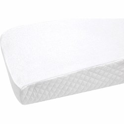 Pima Bedding - Changing Pad Cover - White
