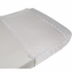 Pima Bedding - Crib Sheet Protector - Black Shep