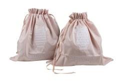Pima Bedding - Travel Laundry Bag - Pink