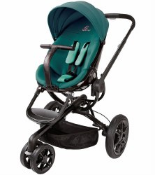 Quinny - Moodd Stroller - Green Courage