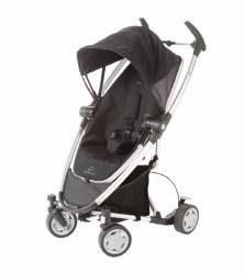 Quinny - Zapp Xtra Stroller - Rocking Black