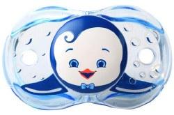 Raz Baby - Keep-It-Clean Pacifier - Ethan Penguin