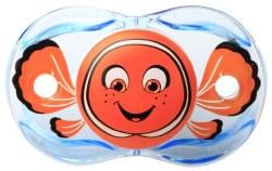 Raz Baby - Keep-It-Clean Pacifier - Clown Fish