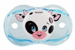 Raz Baby - Keep-It-Clean Pacifier - Cow