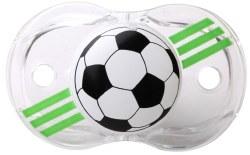 Raz Baby - Keep-It-Clean Pacifier - Soccer Ball
