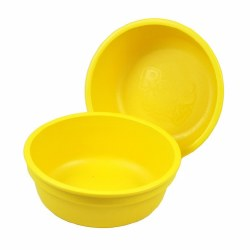 Re-Play - Bowl Yellow
