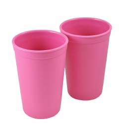 Re-Play - Drinking Cup Bright Pink