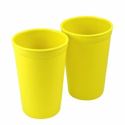 Re-Play - Drinking Cup Yellow