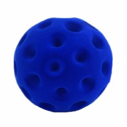 Rubbabu - Bouncy Ball - Golf Blue
