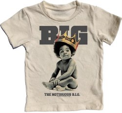 Rowdy Sprout - Short Sleeve Tee - Biggie 12-18M